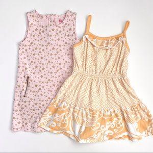 💥3/$15 Lot of 2 Fun Girls Dresses